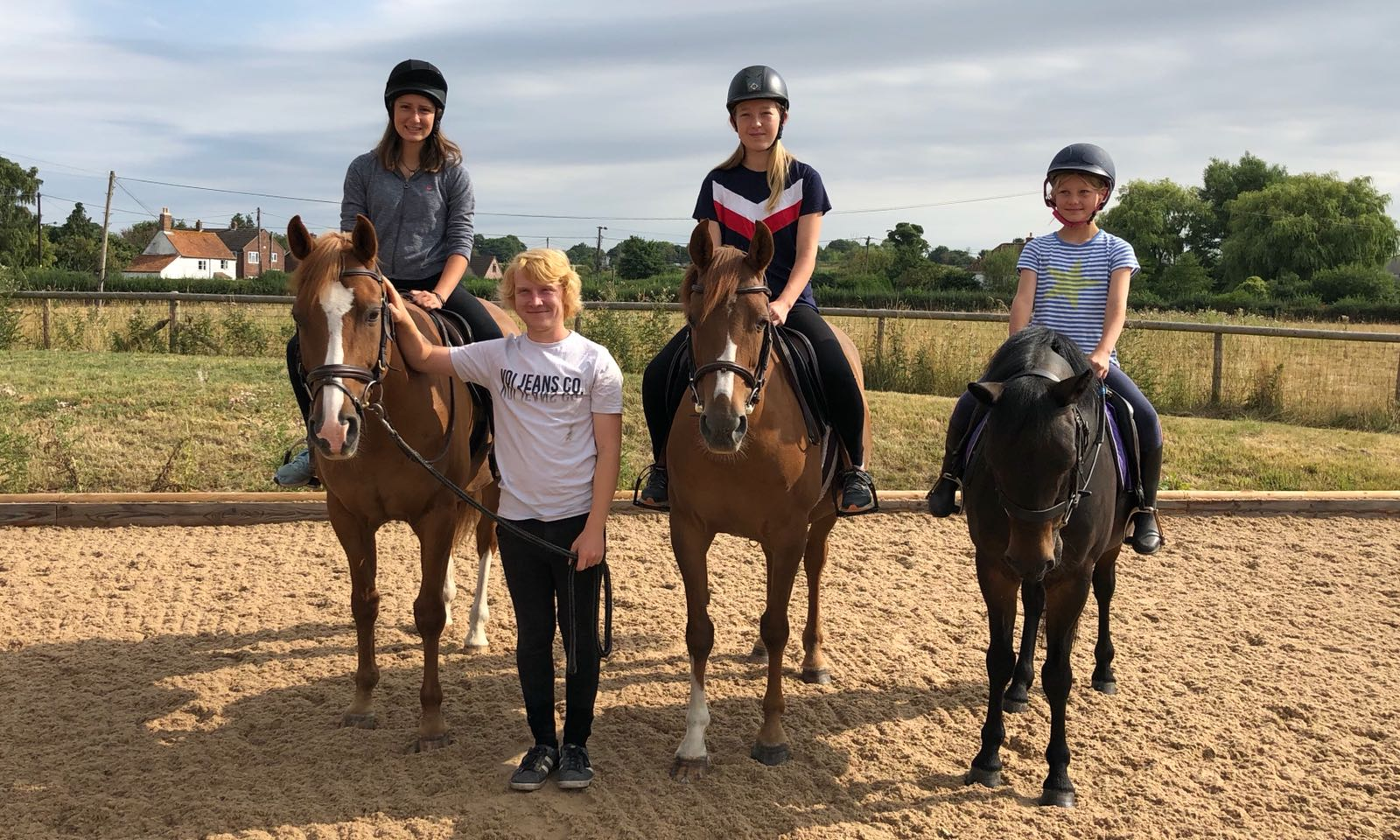 Horse Riding & Glamping